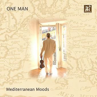 Én mand - Mediterraen stemninger [CD] USA importerer