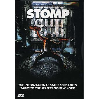 Stomp Out Loud [DVD] USA import