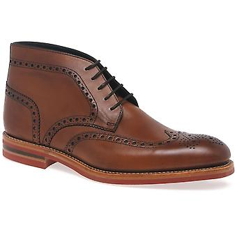 Loake Reading Mens Formal Lace Up Boots