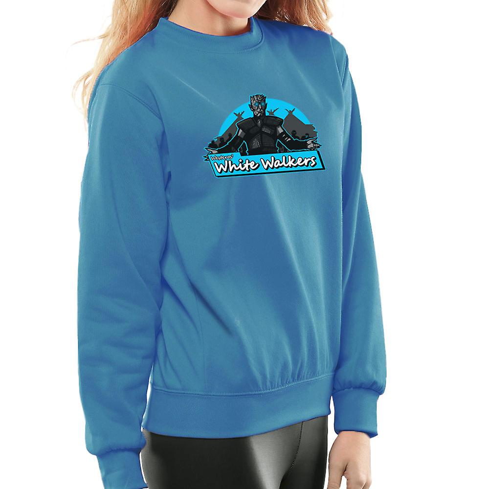 Westeros White Walkers Game of Thrones Women's Sweatshirt