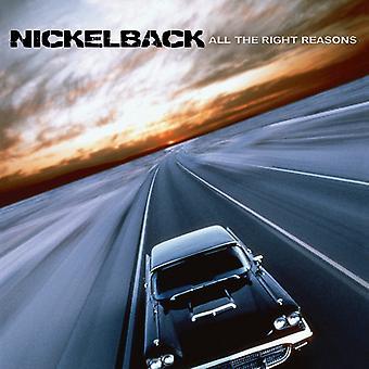 Nickelback - All the Right Reasons [Vinyl] USA import