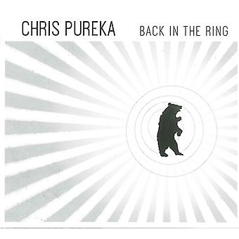 Chris Pureka - tilbage i ringen [CD] USA importerer