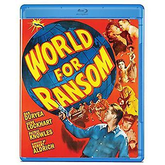 Wereld voor losgeld [Blu-ray] USA import