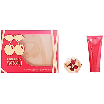 Pacha Sexy Queen Case (Colonia 50 Vp + Body 75) (Woman , Perfume , Women´s Perfumes)