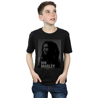 Bob Marley drenge Roots Rock Reggae T-Shirt