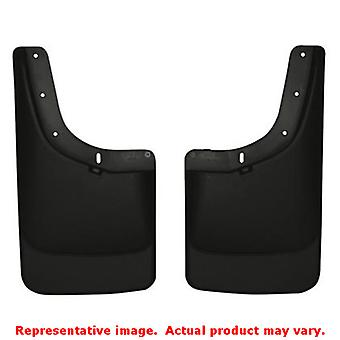 Husky Liners 57701 Black Custom Molded Mud Guards   FITS:CHEVROLET 2004 - 2012