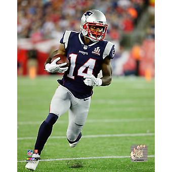 Brandin Cooks 2017 Action Photo Print