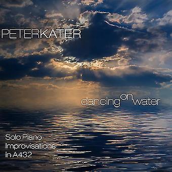 Peter Kater - dans på vand [CD] USA import