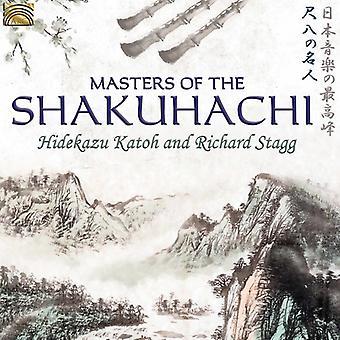 Hidekazu Katoh / Stagg, Richard - Masters of the Shakuhachi [CD] USA import