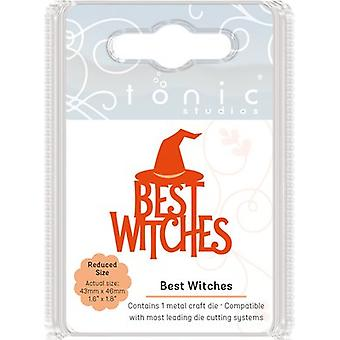 Tonic Studios Mini Moments Die-Best Witches 1865E