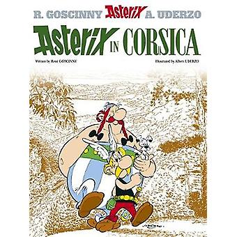 Asterix in Corsica by Rene Goscinny & Albert Uderzo