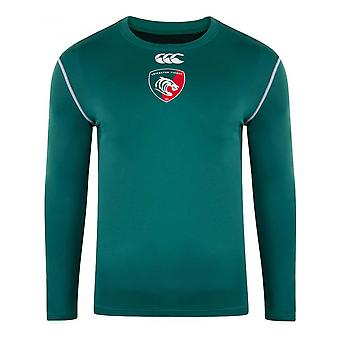 Junior de baselayer CCC leicester tigers froid manches longues