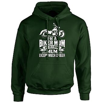 I'm a Biker Mum Except Much Cooler Unisex Hoodie 10 Colours (S-5XL) by swagwear
