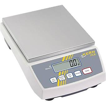 Precision scales Kern Weight range 6 kg Readability 0.1 g