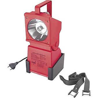 AccuLux Cordless handheld searchlight Signal red 451541 LED