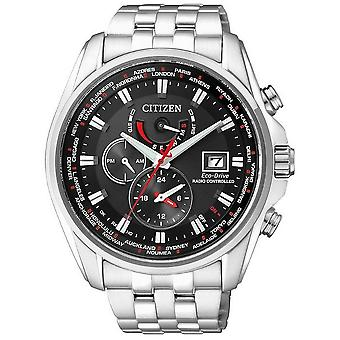 Citizen Herrenuhr Eco-Drive Chronograph AT9030-55E
