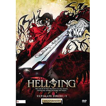 Hellsing Ultimate Series Vol. 1 (DVD)