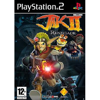 Jak II Renegade (PS2)