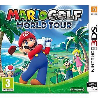 Mario Golf World Tour (Nintendo 3DS)