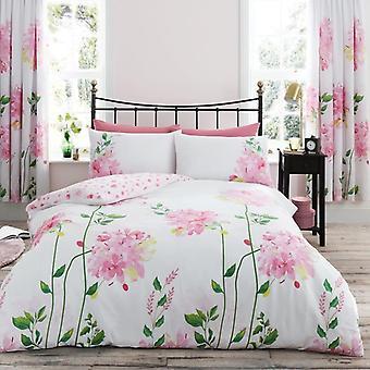Fleur de Camila couette couette couverture polyester/coton Floral imprimé literie ensemble