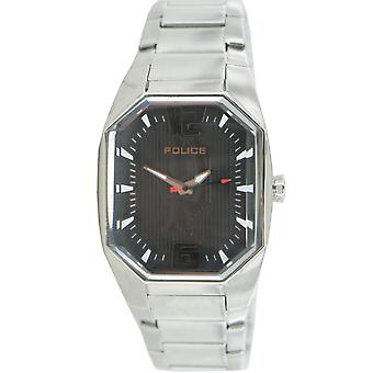 Police ladies watch wristwatch stainless steel analog PL. 12895LS / 02 M