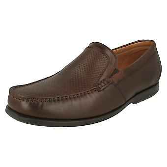 Mens Clarks Slip On Formal Loafers Un Gala Free