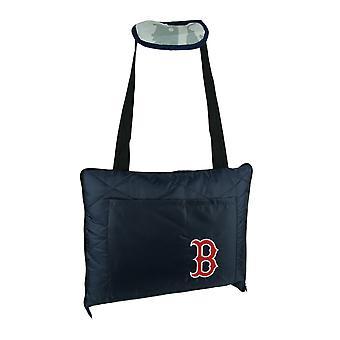 Boston Red Sox Zip Up Indoor/Outdoor Throw Blanket