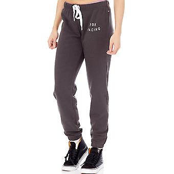 Fox Black Vintage Bolt Fleece Womens Joggers