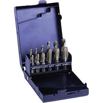 Eventus 70419 Tapping head set 12-piece metric Right hand cutting HSS 1 Set