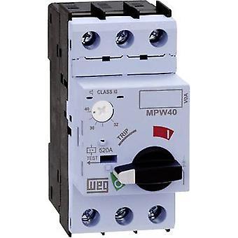WEG MPW40-3-U020 Overload relay adjustable 20 A 1 pc(s)