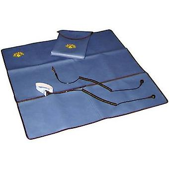 ESD maintenance kit Blue (L x W) 600 mm x 600 mm BJZ C-190 100N incl. PG cable, incl. PG strap, incl. cable
