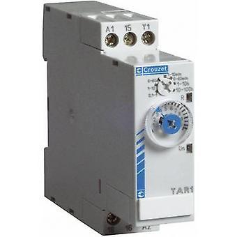 Crouzet TK2R1 TDR monofuncionales 1 PC ATT. FX. RANGO de tiempo: 0.6 - 160 s 2 cambios de presentación
