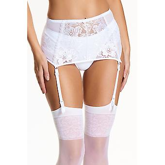 Kostar Lingerie Deep Lace 4 Suspender / Garter Belt for Stockings
