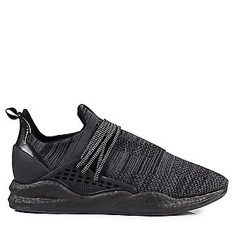 Cortica Intuous Knit 317 Trainers Black Knit