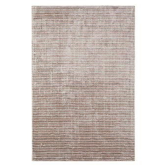 Katherine Carnaby Chrome Stripe Rug In Barley