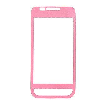 OEM Verizon Samsung Fascinate SCH-I500 Glitter Screen Protector (Pink) (Bulk Pac