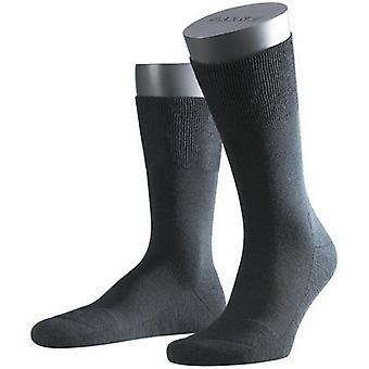 Aéroport et des chaussettes Falke - Noir