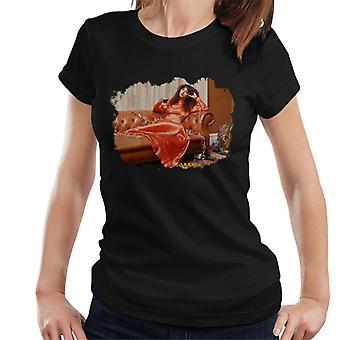 TV Times Kate Bush Laid Back Women's T-Shirt