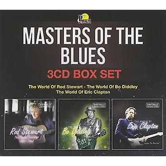 Clapton, Eric/Stewart, Rod/Diddley, Bo - Masters of the Blues [CD] USA import