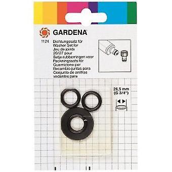 Gardena set di anelli in gomma 3/4