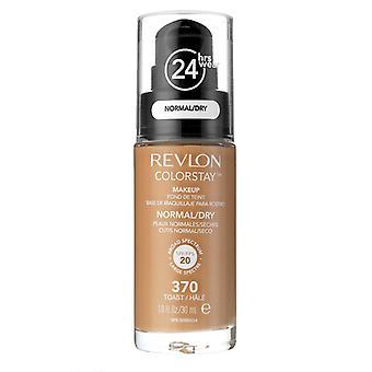 Revlon Colorstay Makeup normale/secca pelle-370 Brindisi 30 ml