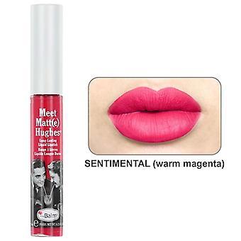 thebalm täyttävät Matt (e) Hughes huulipuna tunteellinen 7,4 ml