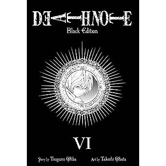Death Note (Black ed) by Tsugumi Ohba - Takeshi Obata - 9781421539690
