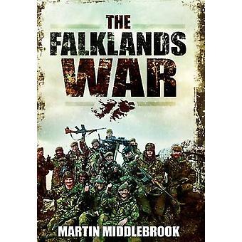La guerre des Malouines de Martin Middlebrook - livre 9781848846364