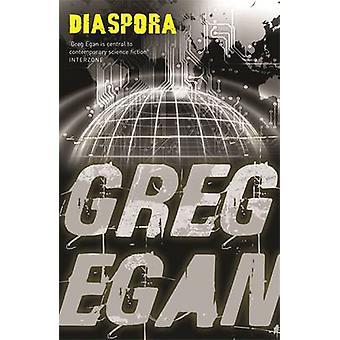Diaspora door Greg Egan - 9780575082090 boek