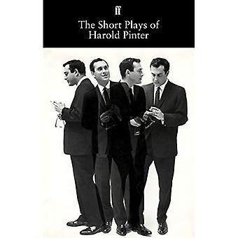 Die Kurzdramen von Harold Pinter