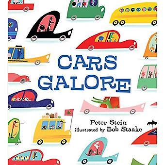 Autos in Hülle und Fülle