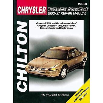Chrysler Concorde, Intrepid, New Yorker, LHS Vision (1993-97) (Chilton Total Car Care Automotive Repair Manual)