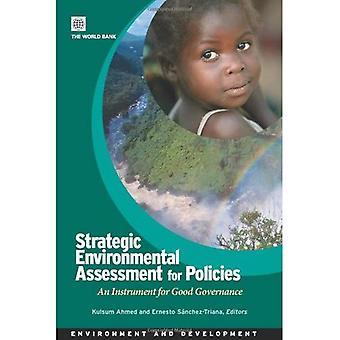 Evaluatie van de strategische omgeving van beleid: een Instrument voor goed bestuur