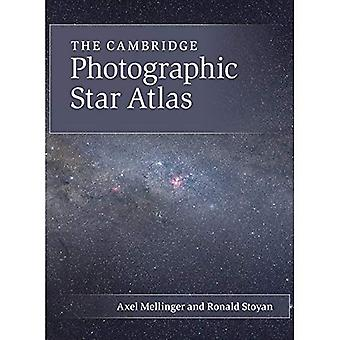 Fotograficzny Atlas gwiazda Cambridge